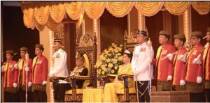 VICE-CHANCELLOR-ATTENDS-THE-PROCLAMATION-CEREMONY-OF-THE-SULTANAH-OF-KEDAH